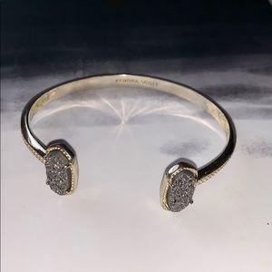 Kendra Scott Stone Cuff Bracelet